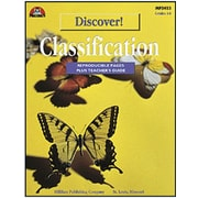 Milliken & Lorenz Educational Press Discover Classification Grade 4 - 6 Book