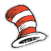 Eureka Classroom Dr Seuss The Cats Hat Bulletin Board Cut Out