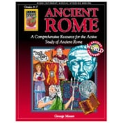 Didax Ancient Rome Grade 4-7 Book