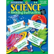 Creative Teaching Press Integrating Science w/ Read 5-6 Book