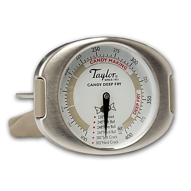 Taylor Connoisseur Candy / Deep Fry Thermometer