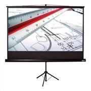 Vutec Matte White 92'' diagonal Fixed Frame Projection Screen