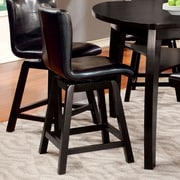 Hokku Designs Lawrence 24.75'' Bar Stool (Set of 2)