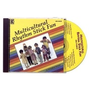 Kimbo Educational Multicultural Rhythm Stick Fun CD