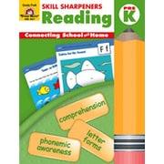 Evan-Moor Reading Pre Kindergarten Prek K Book