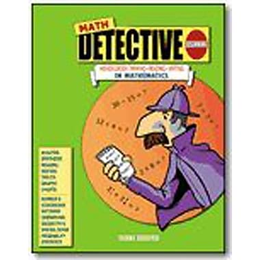 Critical Thinking Press Math Detective Beginning Grade 3-4 Book