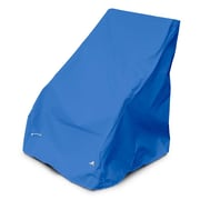 KoverRoos Weathermax  Armless Seating Cover; Pacific Blue