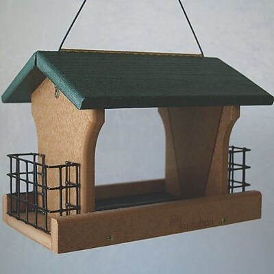 Audubon/Woodlink Hopper Suet Bird Feeder (WYF078277038002) photo