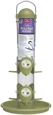 Woodstream Wildbird Safari Tube Bird Feeder (WYF078277037012) photo