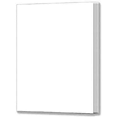 Carson Dellosa Publications Blank Book Rectangle 12-pk 16 Pgs