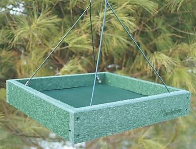 Audubon/Woodlink Go Green Platform Tray Bird Feeder (WYF078277048317) photo