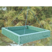 Audubon/Woodlink Go Green Platform Tray Bird Feeder