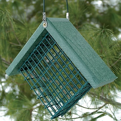 Audubon/Woodlink Go Green Suet Bird Feeder (WYF078277048271) photo