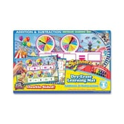 The Board Dudes Addition/Subtraction Spinner Mat