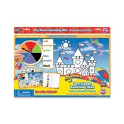 The Board Dudes Colors and Shapes Spinner Mat