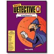 Critical Thinking Press Math Detective B1 Grade 7-12 Book