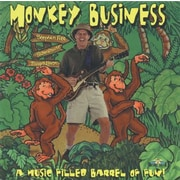 Melody House Monkey Business CD