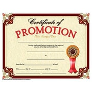 Hayes School Publishing Promotion Certificate (Set of 30)
