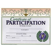 Hayes School Publishing Participation Certificate (Set of 30)