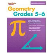 Houghton Mifflin Harcourt Strengthening Math Skills Geometry Book