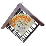 C&S Products Hanging Cake Suet Bird Feeder