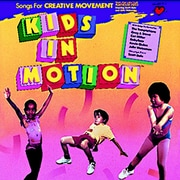 Creative Teaching Press Kids in Motion Greg and Steve CD