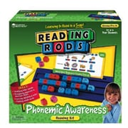 Learning Resources Reading Rods Phonemic Awareness Kit Letters