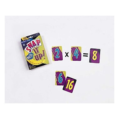 Learning Resources Snap It Up Multiplication Gr 4+ Numbers