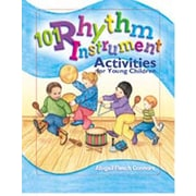 Gryphone House 101 Rhythm Instrument Activities Book