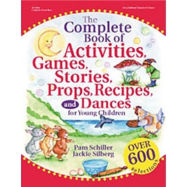 Gryphone House The Complete Book of Activities Book