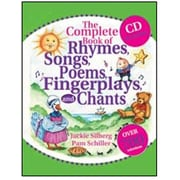 Gryphone House The Complete Book of Rhymes Songs Poems Fingerplays Chants CD