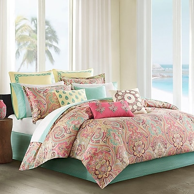 echo design Guinevere Comforter Set; California King
