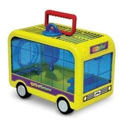 Super Pet Crittertrail Off to School Small Animal Modular Habitat