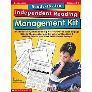 Scholastic Ready-to-Use Independent Book