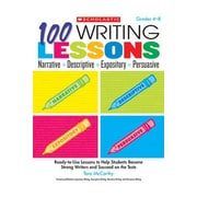 Scholastic 100 Writing Lessons Narrative Book