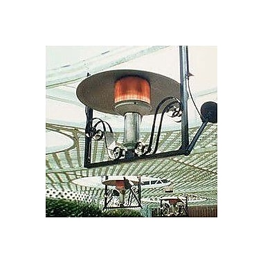 Sunglo 50,000 BTU Natural Gas Hanging Patio Heater; Non-''E'' (No Ignition Switch)
