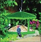 Homestead/Gardner Fly - Thru Gazebo Hopper Bird Feeder (WYF078277039024) photo