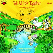 Creative Teaching Press We All Live Together Volume 4 CD