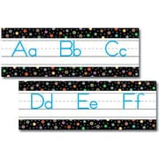 Creative Teaching Press Dots on Alphabet Traditional Letters