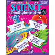 Creative Teaching Press Integrating Science w/ Read 3-4 Book