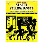 Incentive Publication Math Yellow Pages Book