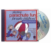 Kimbo Educational Playtime Parachute Fun Ages 3-8 CD