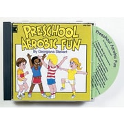 Kimbo Educational Preschool Aerobic Fun Ages 3-6 CD