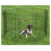 ProSelect Everlasting Exercise Dog Pen w/ Door; Small (24'' H x 24'' W)