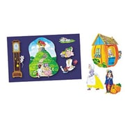 Little Folks Visuals Nursery Rhymes Bulletin Board Cut Out Set