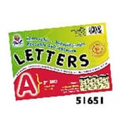 Pacon Creative Products 2 Self-adhesive Letters and Numbers