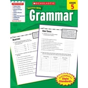 Scholastic Scholastic Success Grammar Gr 5 Book