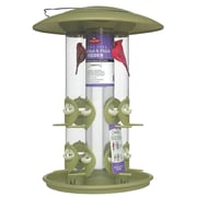 Woodstream Wildbird Triple Tube Bird Feeder
