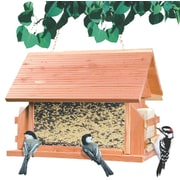 Woodstream Wildbird Lodge Hopper Bird Feeder