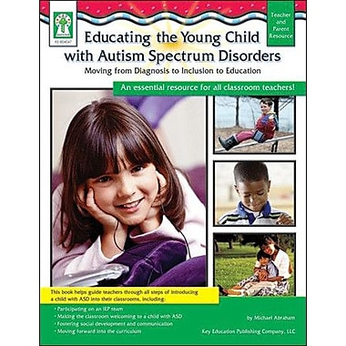 Carson Dellosa Publications Educating Young Child w/ Autism Book